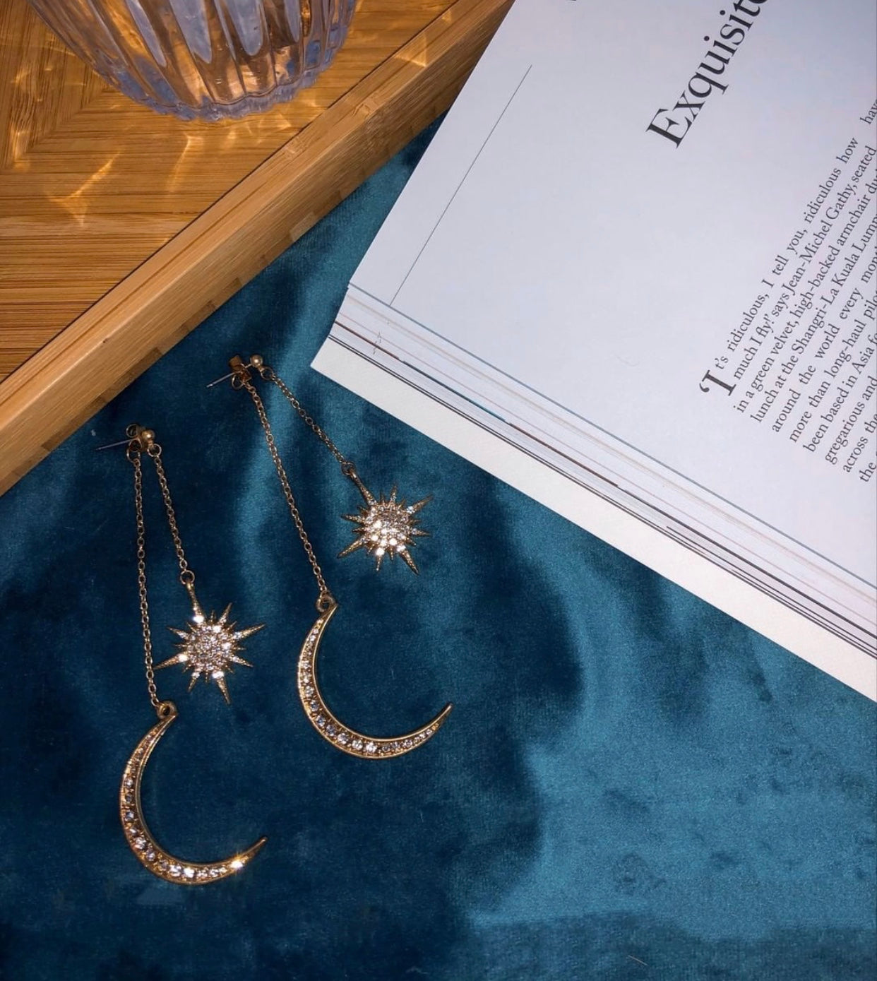 Astral Earrings