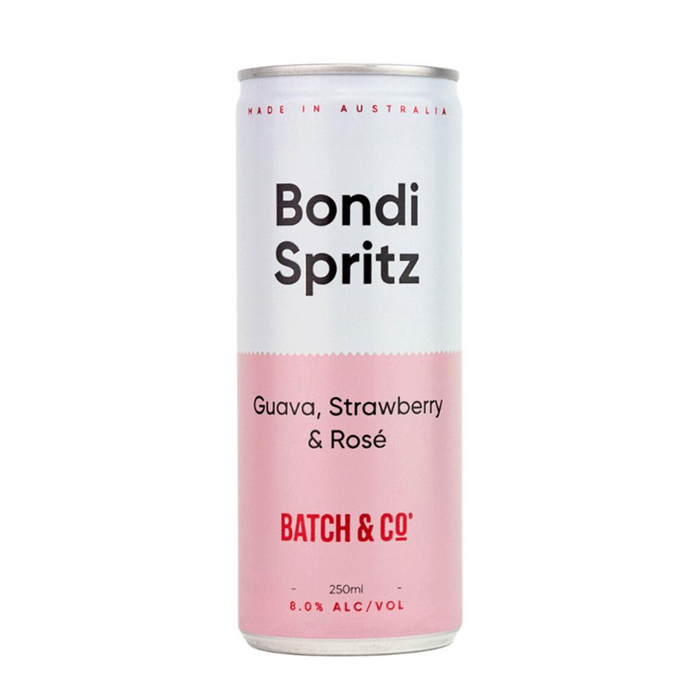 Bondi Spritz | Guava, Strawberry + Rosé