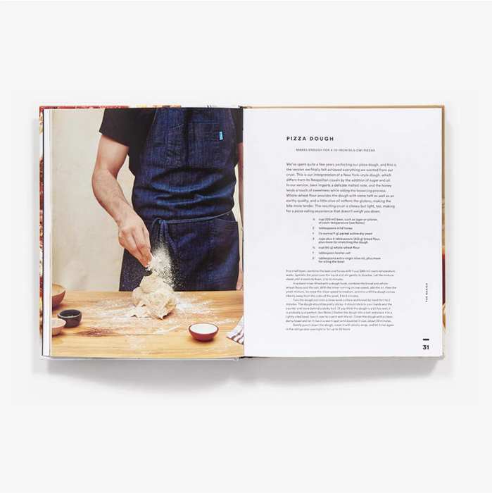 Genuine Pizza | Cookbook