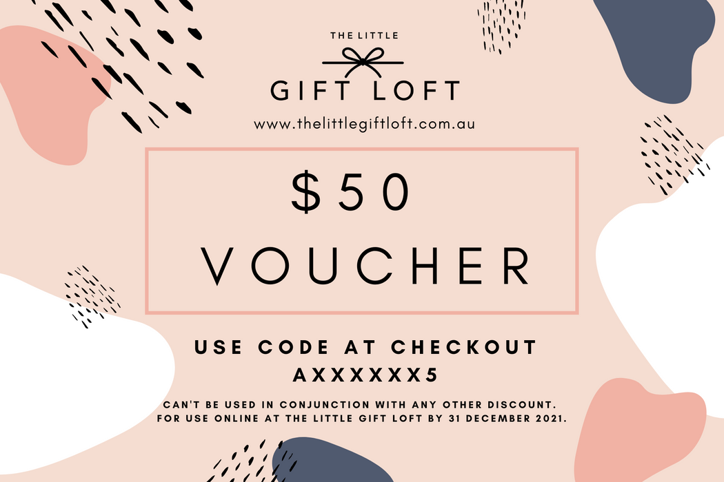 Gift Card - $50, $100, or $250
