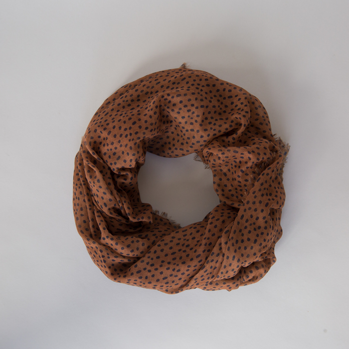 Freckles Scarf | Spice