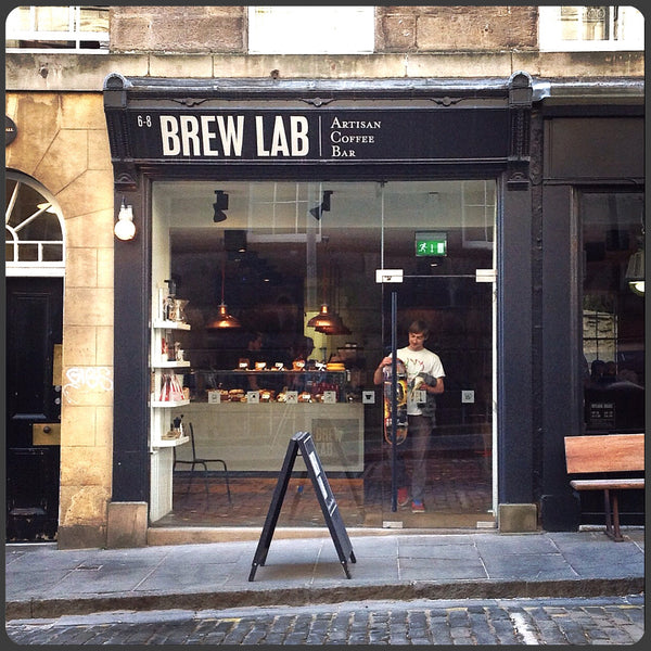 Top 5 Places To Grab A Coffee In Edinburgh