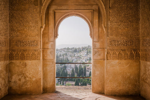 The Brotique European Travel Blog | Granada Alhambra Sightseeing