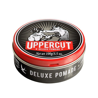 Uppercut Deluxe, Uppercut Deluxe Pomade - The Brotique with Free UK Shipping for Mens Beard Care, Mens Shaving and Mens Gifts