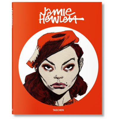 Taschen, Jamie Hewlett - The Brotique with Free UK Shipping for Mens Beard Care, Mens Shaving and Mens Gifts