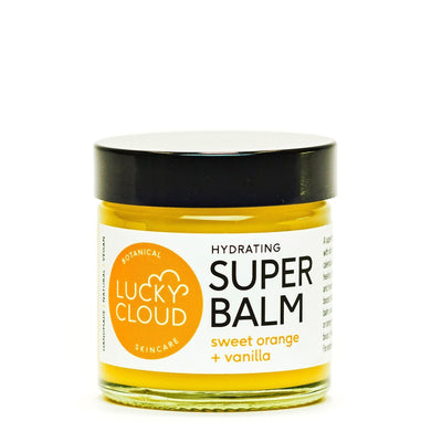Lucky Cloud Botanical Skincare, Lucky Cloud Hydrating Super Balm - The Brotique with Free UK Shipping for Mens Beard Care, Mens Shaving and Mens Gifts