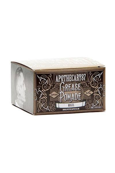 Apothecary 87, Apothecary87 Mogul Grease Hair Pomade - The Brotique with Free UK Shipping for Mens Style, Mens Gifts & Mens Accessories - Experts in Mens Grooming