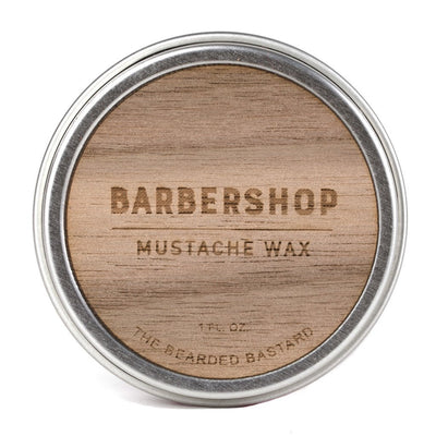 Bearded Bastard Moustache Wax