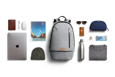 Bellroy, Bellroy Campus Backpack Bag - The Brotique with Free UK Shipping for Mens Beard Care, Mens Shaving and Mens Gifts