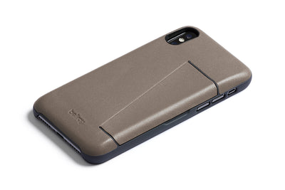 Bellroy, Bellroy iPhone X - 3 Card Phone Case - The Brotique with Free UK Shipping for Mens Beard Care, Mens Shaving and Mens Gifts