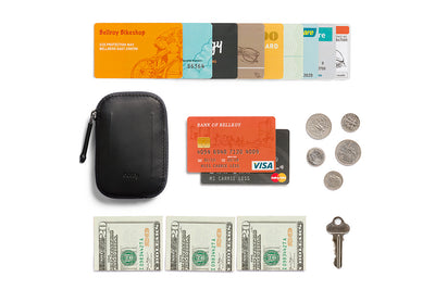Bellroy, Bellroy All-Conditions Wallet - The Brotique with Free UK Shipping for Mens Beard Care, Mens Shaving and Mens Gifts