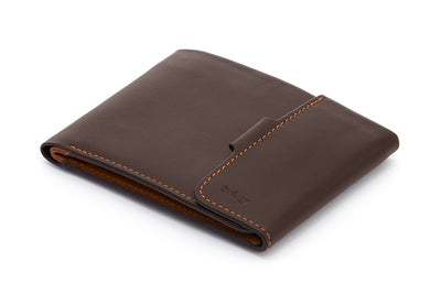 Bellroy, Bellroy Coin Fold Wallet - The Brotique with Free UK Shipping for Mens Beard Care, Mens Shaving and Mens Gifts