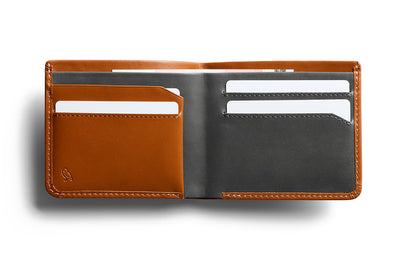 Bellroy, Bellroy The Square Wallet - The Brotique with Free UK Shipping for Mens Beard Care, Mens Shaving and Mens Gifts