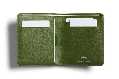 Bellroy, Bellroy Note Sleeve – Designers Edition Wallet - The Brotique with Free UK Shipping for Mens Beard Care, Mens Shaving and Mens Gifts