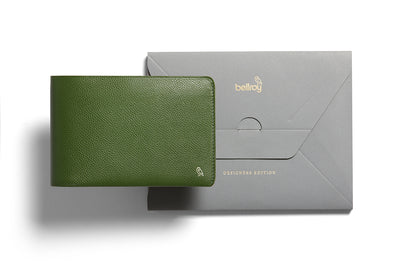Bellroy, Bellroy Travel Wallet – Designers Edition - The Brotique with Free UK Shipping for Mens Beard Care, Mens Shaving and Mens Gifts