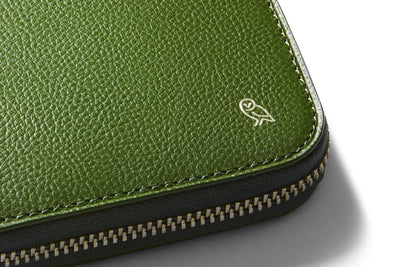Bellroy, Bellroy Zip Wallet – Designers Edition - The Brotique with Free UK Shipping for Mens Beard Care, Mens Shaving and Mens Gifts