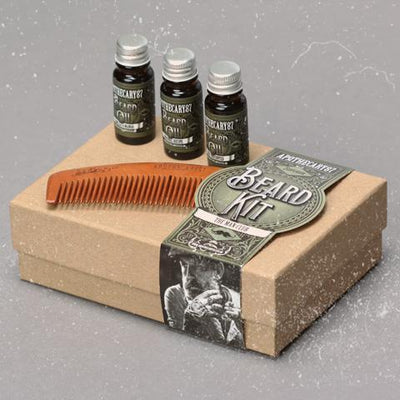 Apothecary87, Apothecary87 'The Beard Kit' - The Brotique with Free UK Shipping for Mens Beard Care, Mens Shaving and Mens Gifts