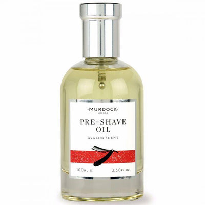 Murdock London, Murdock London Pre Shave Oil - The Brotique with Free UK Shipping for Mens Beard Care, Mens Shaving and Mens Gifts