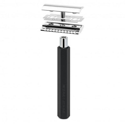 Muhle, MÜHLE Hexagon Safety Razor - The Brotique with Free UK Shipping for Mens Style, Mens Gifts & Mens Accessories - Experts in Mens Grooming