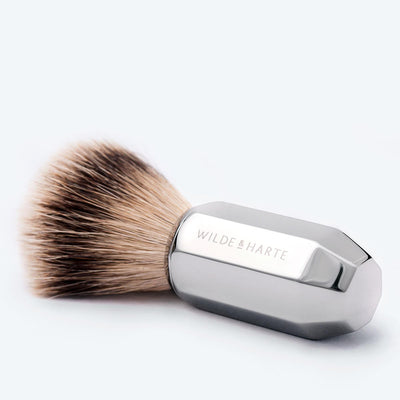 Wilde & Harte, Wilde & Harte Traditional Design Safety Razor & Shaving brush Gift Set - The Brotique with Free UK Shipping for Mens Beard Care, Mens Shaving and Mens Gifts