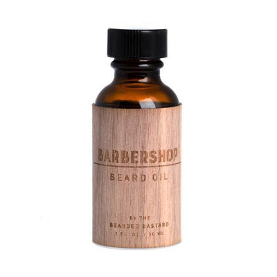 The Bearded Bastard, The Bearded Bastard Barbershop Beard Oil - The Brotique with Free UK Shipping for Mens Beard Care, Mens Shaving and Mens Gifts