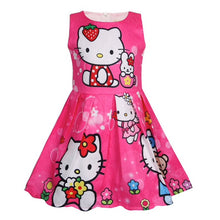 Load image into Gallery viewer, Hello Kitty Dress
