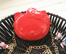 Load image into Gallery viewer, Hello Kitty Silicone Jelly Bag/Purse