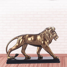 Load image into Gallery viewer, Lion Sculpture