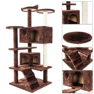 Cat Scratching Tower