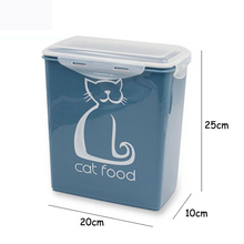 Load image into Gallery viewer, Smartpet 5.8L Airtight Cat Food Storage Containers
