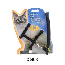 Load image into Gallery viewer, Cat traction harness belt with adjustable chest strap
