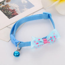 Load image into Gallery viewer, Candy Color Adjustable Bow Tie Collar