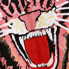 Load image into Gallery viewer, Knitted Pink Tiger Sweater