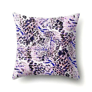 Leopard and Tiger Print Cushion Covers
