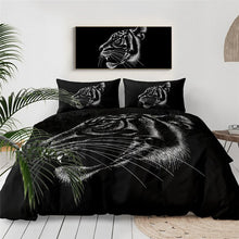 Load image into Gallery viewer, Big Cat Luxury Bedding Set