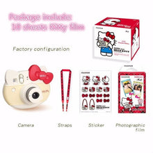 Load image into Gallery viewer, Fujifilm Instax Mini HELLO KITTY Instant Camera
