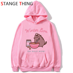 Pusheen Hoodies