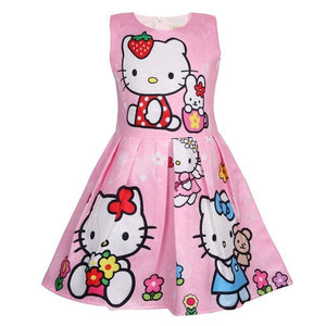 Hello Kitty Dress