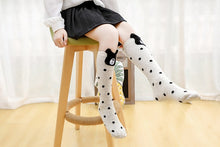 Load image into Gallery viewer, Kids Animal Print High Knee Socks