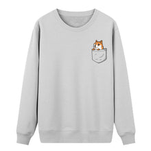 Load image into Gallery viewer, Kabosu Animal Print Sweatshirts