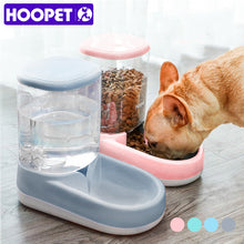 Load image into Gallery viewer, HOOPET Automatic Cat Feeder with Large Capacity Dispenser