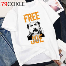Load image into Gallery viewer, Cool Graphic Joe Exotic Tiger King T Shirts