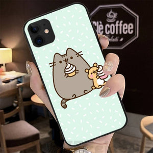 Pusheen iPhone cases