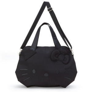 Hello Kitty Large Black Shoulder Bags