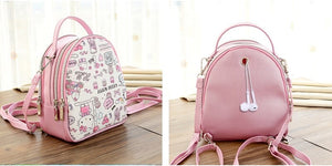 Hello Kitty Waterproof Large Capacity Backpacks