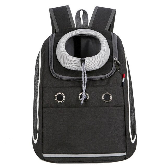 Space Capsule Large Cat Backpack Carrier
