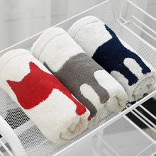 Load image into Gallery viewer, Cat Hand Towels 100% Cotton