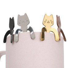 Load image into Gallery viewer, Cat Tea/Coffee Spoons