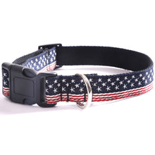 Load image into Gallery viewer, American Flag Cat Collar