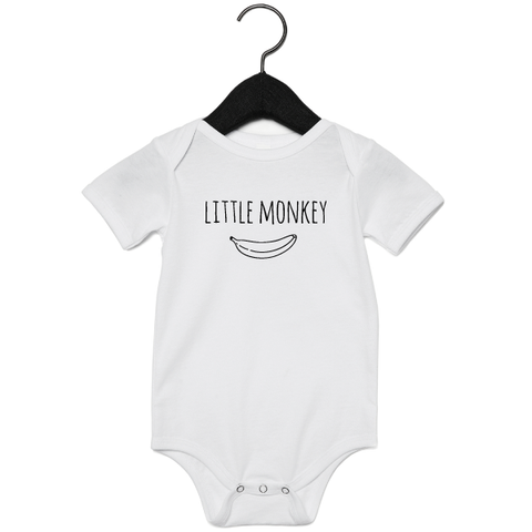 Romper | Little Monkey | NIKKI-LAUREN.COM
